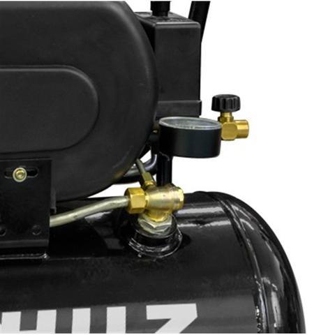 Imagem de Compressor De Ar 8,5 Pés Pratic Air Csi 8,5/25l Schulz + Kit Pintura 5 Peças
