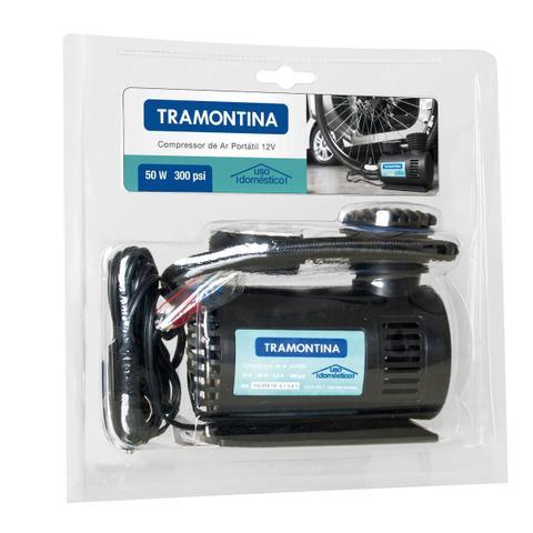 Imagem de Compressor De Ar Automotivo Portátil 42330001 Tramontina