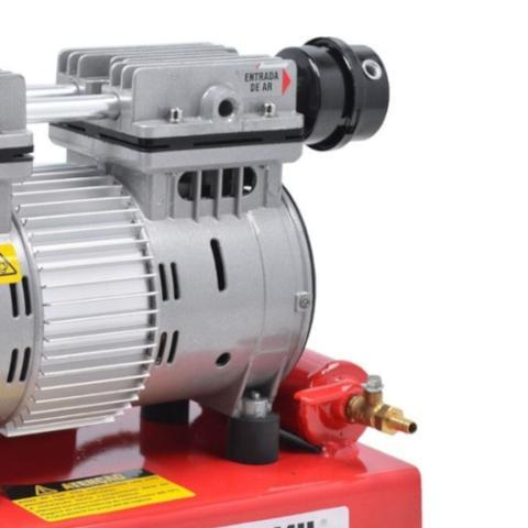 Imagem de Compressor de ar direto 1,3 hp isento de óleo - CMI-5.0AD - Motomil