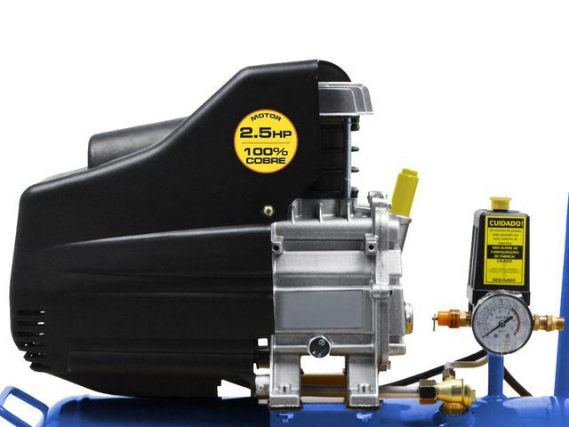 Imagem de Compressor de Ar Goodyear 2,5HP 25L