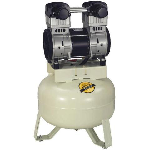 Imagem de Compressor Odontológico 1,5 HP CSD 9/30 Isento de Óleo 9 PCM SCHULZ