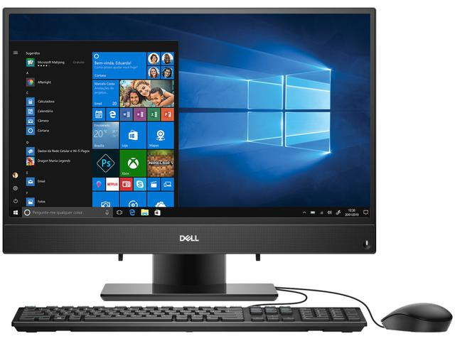Imagem de Computador All in One Dell 3280-AS10P Intel Core