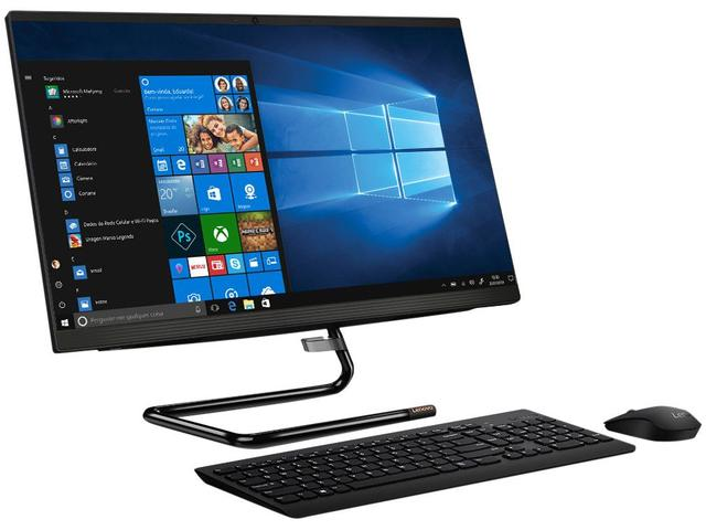 Imagem de Computador All in One Lenovo IdeaCentre A340-24IWL