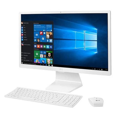 Imagem de Computador All-in-one LG 24V570-C.BJ21P1, 23,8