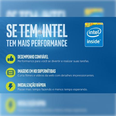 Imagem de Computador CorpC Graphics Intel Core i5 6GB (Placa de vídeo GeForce GT) HD 1TB Monitor LED 19.5