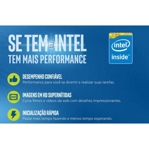 Imagem de Computador CorPC Intel Core i3 4GB DDR3, HD 500GB e Monitor LED 19.5