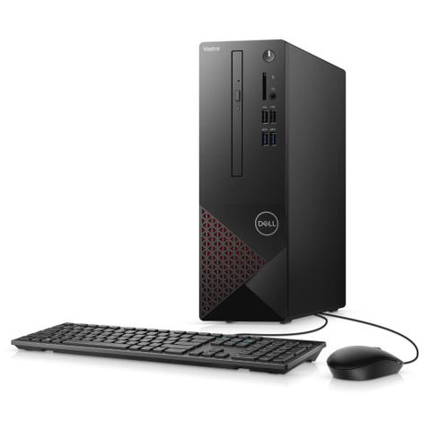 Desktop Dell Vostro Vst-3681-m30 I5-10400 2.90ghz 8gb 256gb Intel Hd Graphics Windows 10 Home Sem Monitor