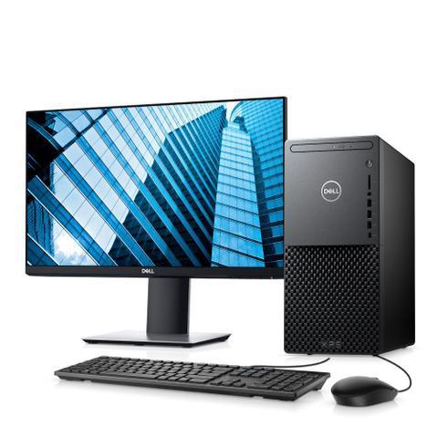 Desktop Dell Xps Xps-8940-a10m I5-10400 2.90ghz 8gb 256gb Intel Hd Graphics Windows 10 Home Com Monitor
