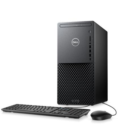 Desktop Dell Xps Xps-8940-a20 I5-10400 2.90ghz 8gb 256gb Geforce Gtx 1650 Windows 10 Home Sem Monitor