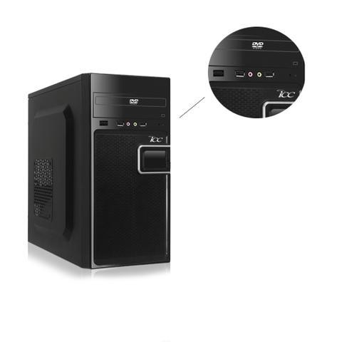 Imagem de Computador Desktop Icc IV2582D Intel Core I5 3.2 ghz 8gb HD 1 Tera com DVDRW
