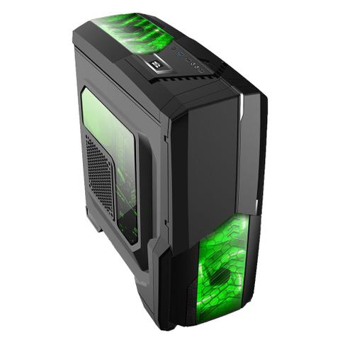 Imagem de Computador GAMER 5Techpc i5, 32Gb Ram, SSD240Gb, HD 2Tera, Placa vídeo 1GB, Windows 10, WIFI