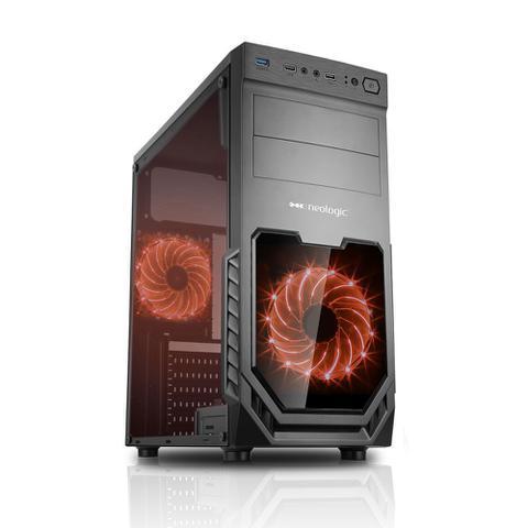 Desktop Neologic Gamer Nli80293 Amd A10-9700 3.50ghz 8gb 1tb Amd Radeon R7 Windows 10 Sem Monitor