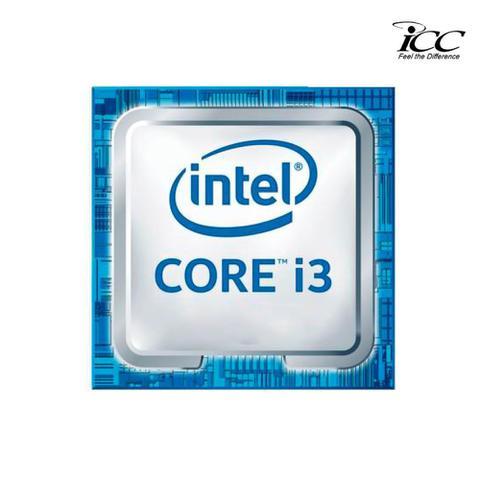 Imagem de Computador ICC IV2361KM19 Intel Core I3 3.20 ghz 6GB HD 500GB Kit Multimídia Monitor LED 19,5