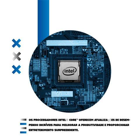 Imagem de Computador Intel Core i5 8GB HD 500GB Mouse teclado mousepad Quantum Premium