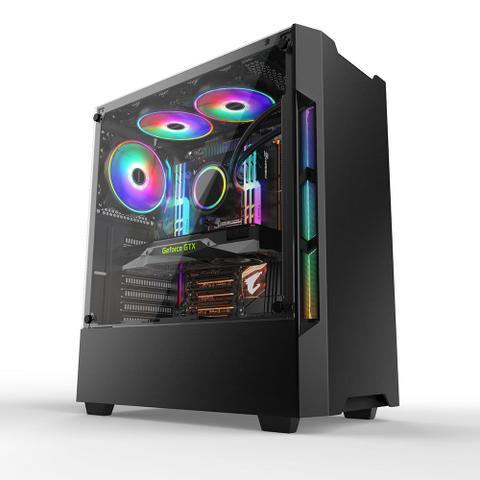 Desktop Neologic Moba Box Nli67273 I5-7400 3.0ghz 4gb 500gb Geforce Gtx 1050 Windows 10 Sem Monitor
