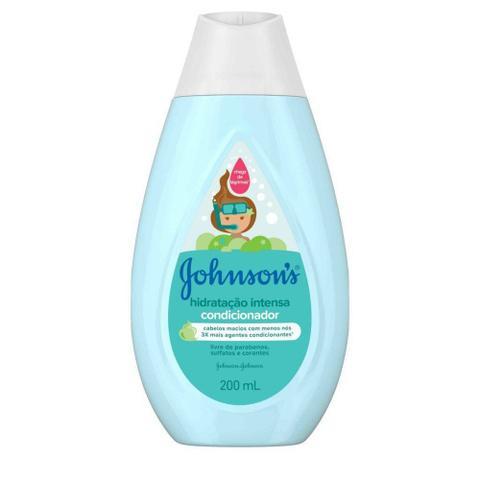 Imagem de Condicionador Hidratação Intensa Johnson's Baby - 200ml