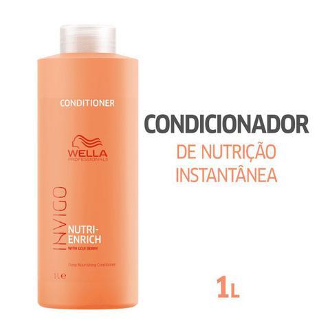 Imagem de Condicionador Invigo Nutri-Enrich 1L - Wella Professionals