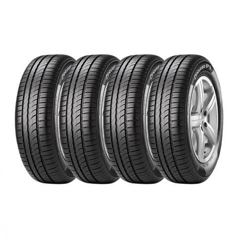 Imagem de Conjunto 4 Pneus Aro 15 195/60R15 Pirelli Cinturato P1 2255500