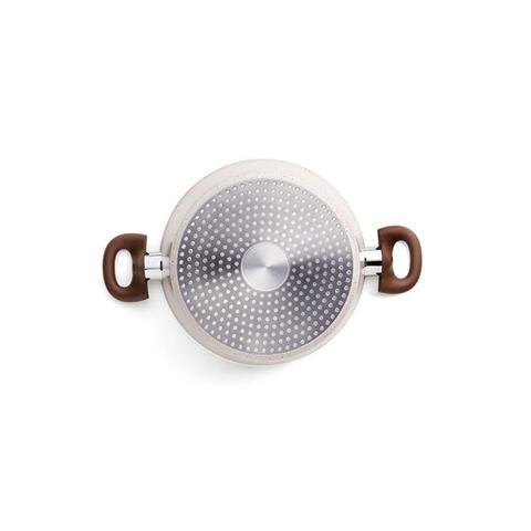 Imagem de Conjunto 5 Panelas Vanilha Optima Com Indução Alumínio