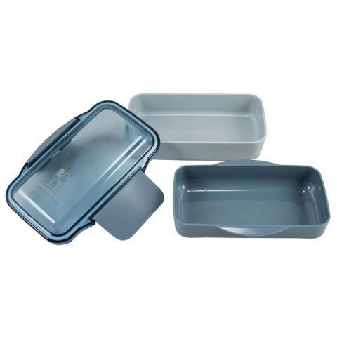 Imagem de Conjunto Bolsa Térmica com pote de marmita de 2 andares
