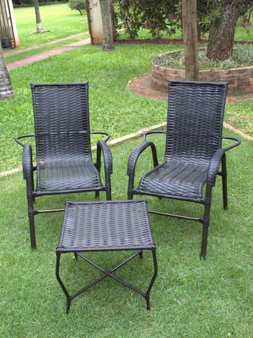 Imagem de Conjunto Cadeiras E Mesa Para Área, Varanda, Edícula