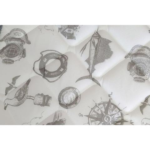 Imagem de Conjunto Cama Box Casal - Colchão Ortobom de Espuma D33 ISO 100 1,38x1,88x0,54