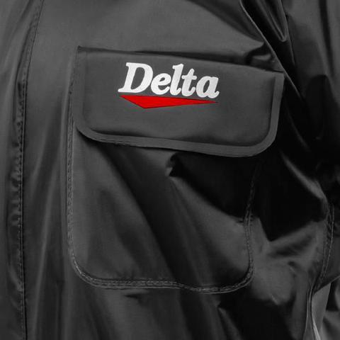 Imagem de Conjunto Capa de Chuva Nylon Moto Delta Motoqueiro Motoboy