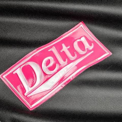 Imagem de Conjunto Capa Roupa de Chuva Feminina Delta PVC Impermeável