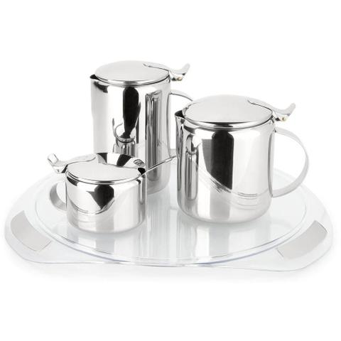 Imagem de Conjunto Chá e Café Vision 5 peças Forma