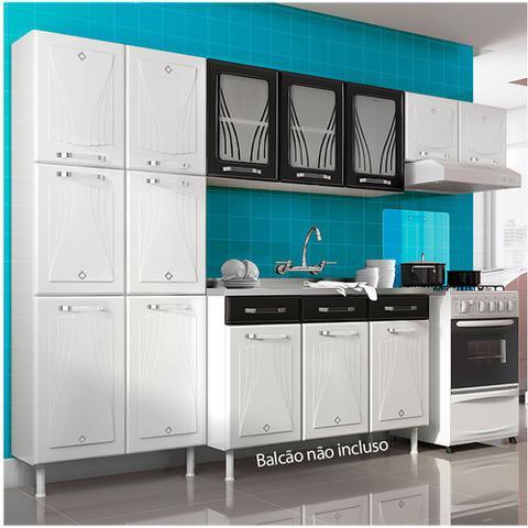 Imagem de Conjunto Cozinha 3 Peças Telasul Star