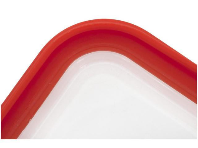Imagem de Conjunto de Assadeiras de Vidro Marinex Prática