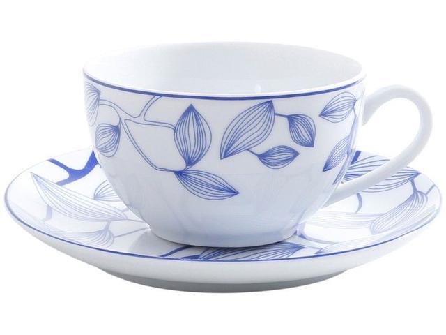 Imagem de Conjunto de Chá Porcelana 6 Peças