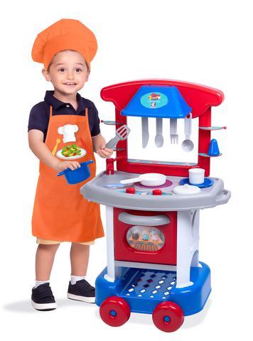 Imagem de Conjunto De Cozinha - Play Time - Menino - Cotiplás