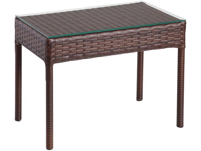 Imagem de Conjunto de Mesa para Jardim/Área Externa Alumínio