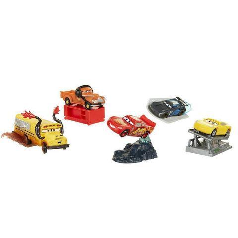 Imagem de Conjunto de Mini Figuras - Domo - Disney - Carros - Sunny