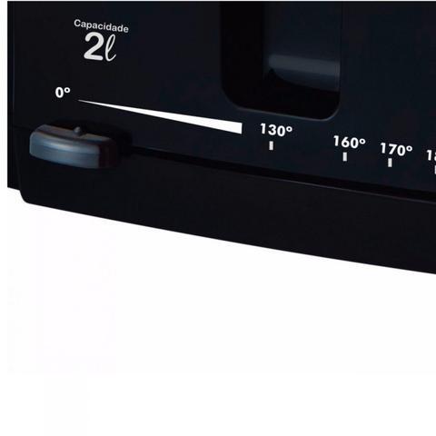 Imagem de Conjunto de Panela Elétrica de Arroz, Aspirador de Pó e Fritadeira Elétrica 220V MadeiraMadeira 416993 Preto