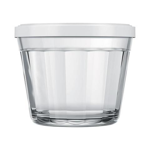 Imagem de Conjunto de Potes de vidro Americano 4110 350ml Cores Sortidas 12 Unidades - Nadir