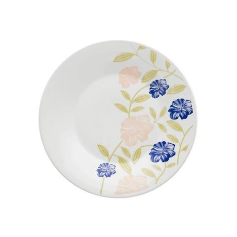 Imagem de Conjunto de Pratos de Sobremesas Com 6 Peças 19cm Actual Azul Perfeito - Oxford