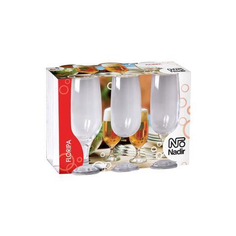 Imagem de Conjunto de Taças para Cerveja Floripa 300ml