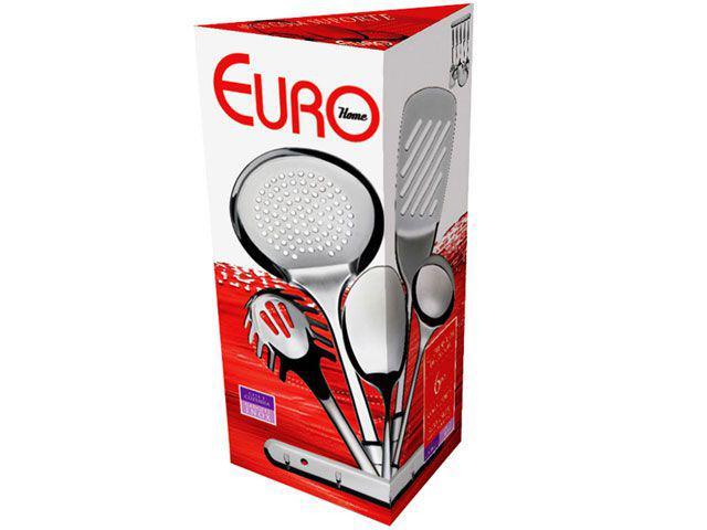 Imagem de Conjunto de Talheres Euro Home Inox