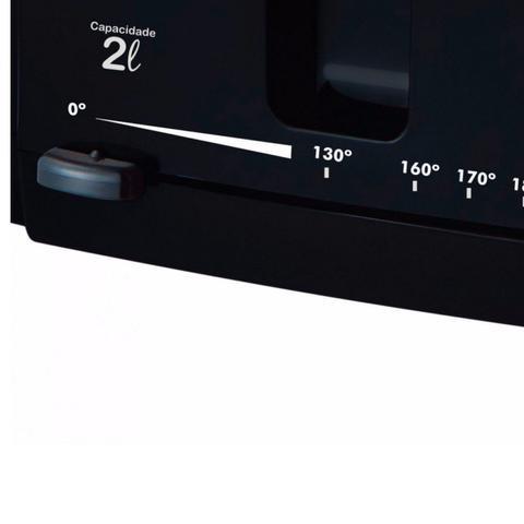 Imagem de Conjunto Grill, Liquidificador e Fritadeira 127V Britânia Preto