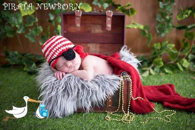 Imagem de Conjunto Infantil Pirata para Acompanhamento