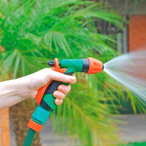 Imagem de Conjunto Irrigação  de Jardim com Engate Rápido