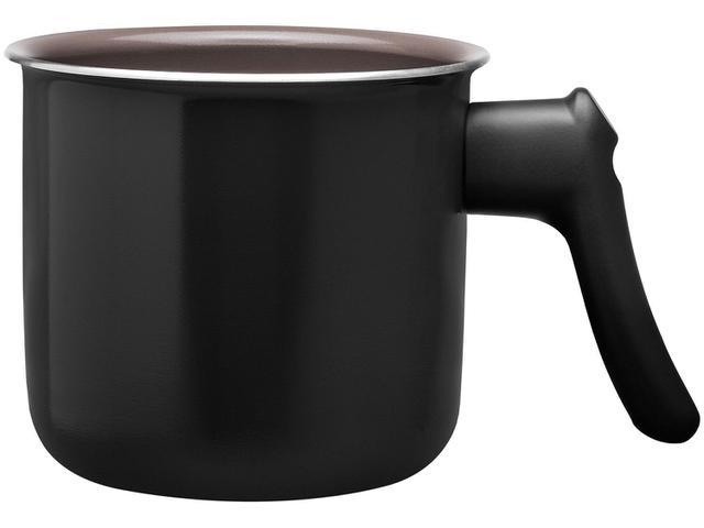 Imagem de Conjunto panelas brinox 5 peças ceramic life easy preto