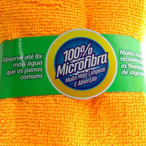 Imagem de Conjunto Pano de Microfibra 3901 Luxcar