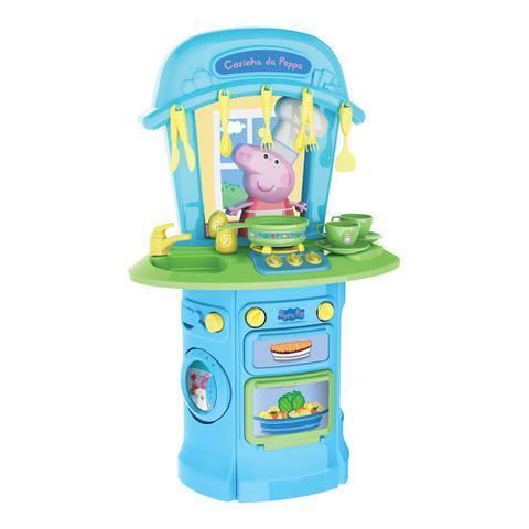 Imagem de Conjunto - Peppa Pig - Cozinha da Peppa