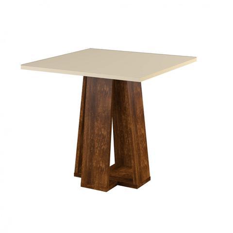 Imagem de Conjunto Sala de Jantar 4 Cadeiras Cristal Sonetto Móveis