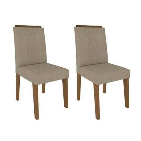 Imagem de Conjunto Sala de Jantar Mesa Vidro Temperado Adele e 4 Cadeiras Nicole Cimol