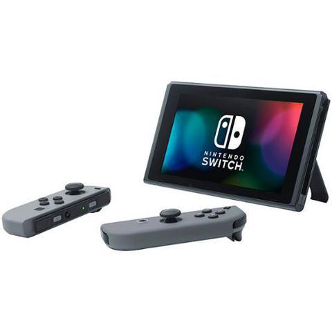 Imagem de Console Nintendo Switch 32GB HAC-001-01 1 Controle Joy-Con Cinza  NINTENDO