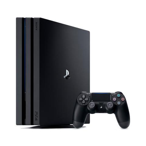 Imagem de Console Playstation 4 Pro 1Tb 4K com Controle PS4 sem fio PS4 Sony